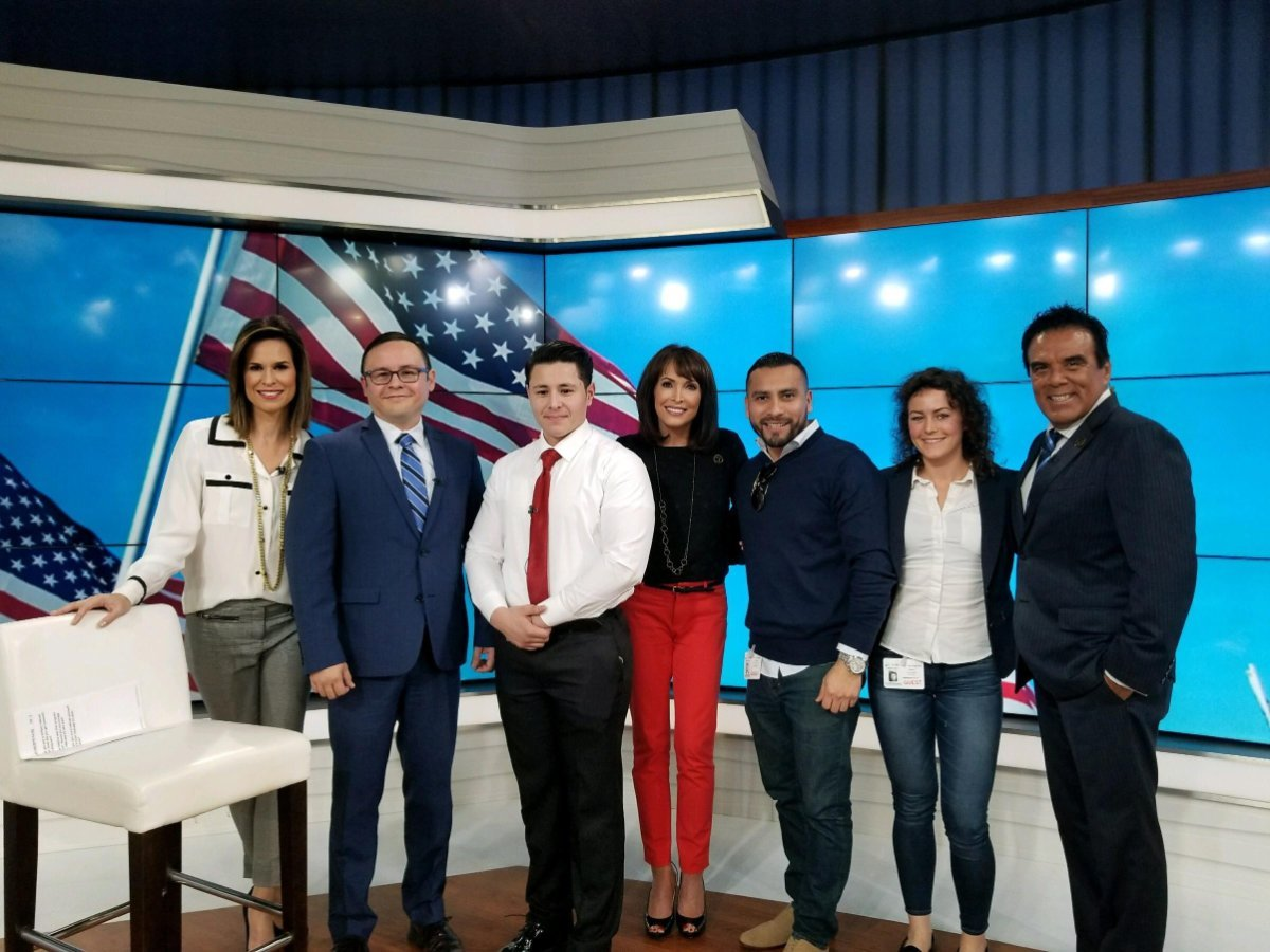 Lausd Troops To Education Initiative Featured On Abc7 Usts